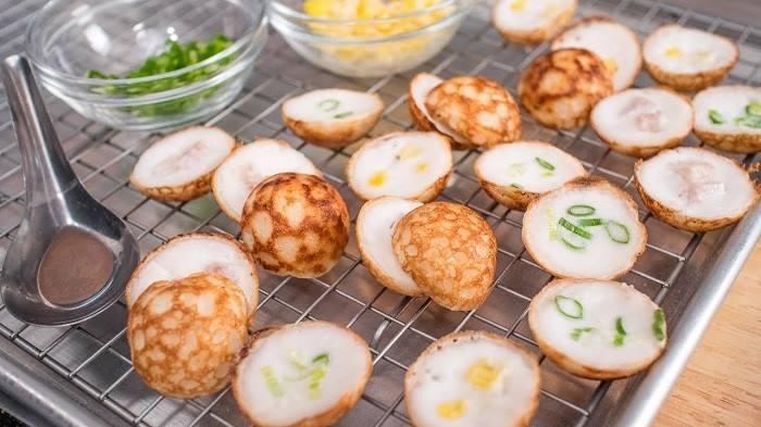 Bánh dừa Khanom krok