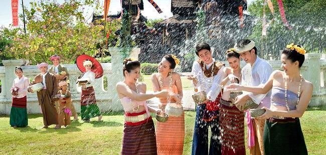 Lễ hội truyền thống Thái Lan