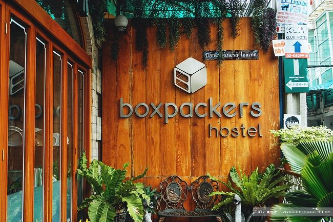 Boxpackers Hostel ở Pratunam