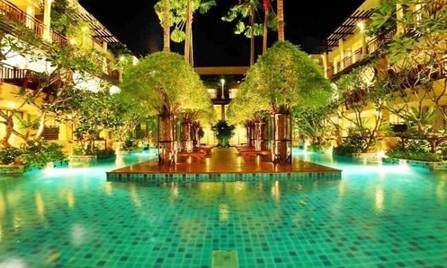 Burasari Resort ở Silom