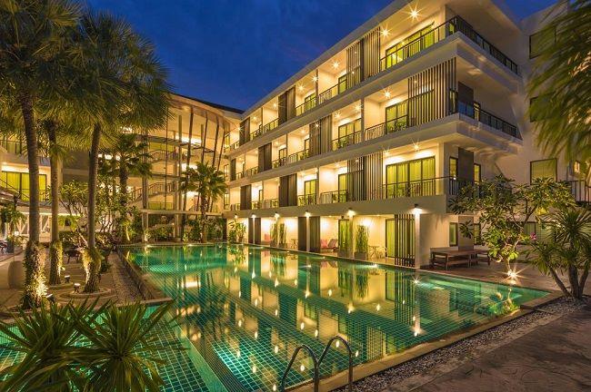 Hua Chang Heritage Hotel tại Siam