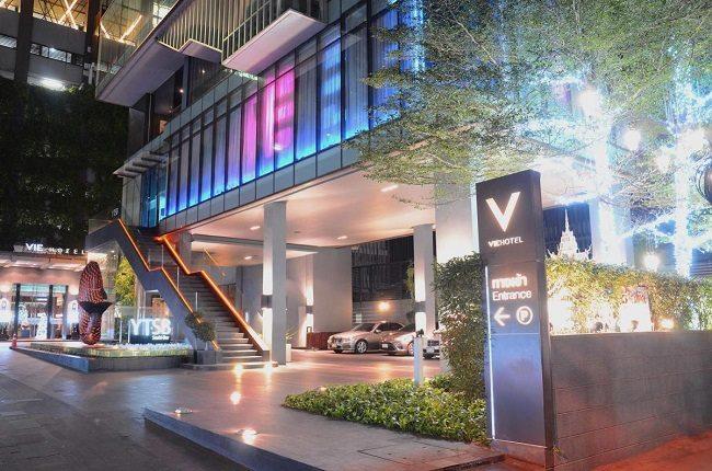 Vie Hotel BangKok tại Siam
