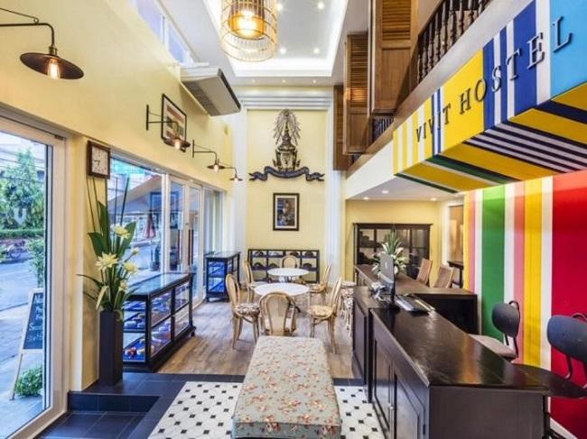 Vivit Hostel Khaosan