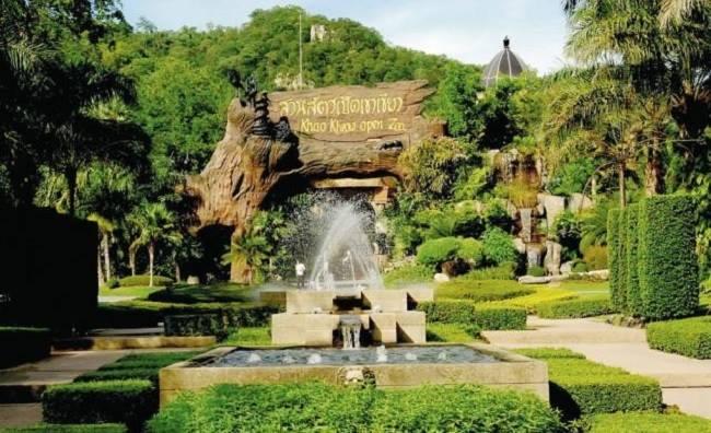 Vườn thú đầu tiên của Thái được quốc tế công nhận Khao Kheow