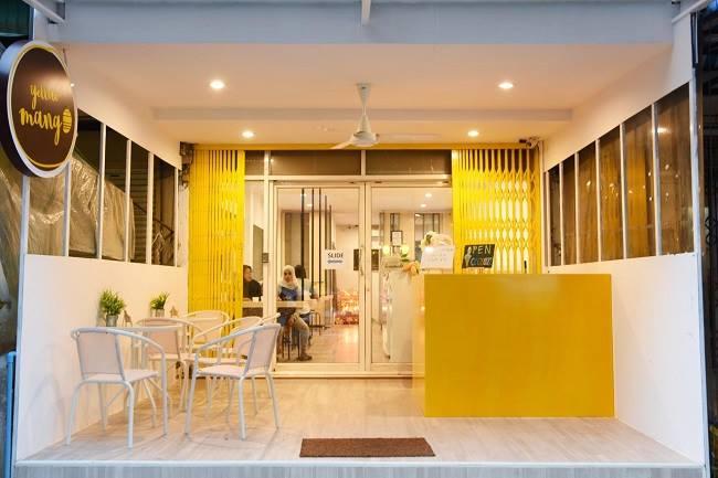 Yellow Mango Hostel tại Siam