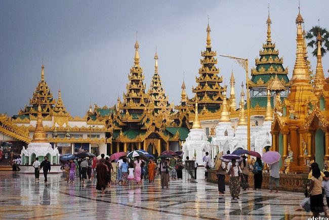 Trang phục nên mặc đến thăm các chùa Thái Lan