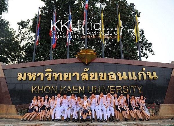 Đại học Khon Kaen