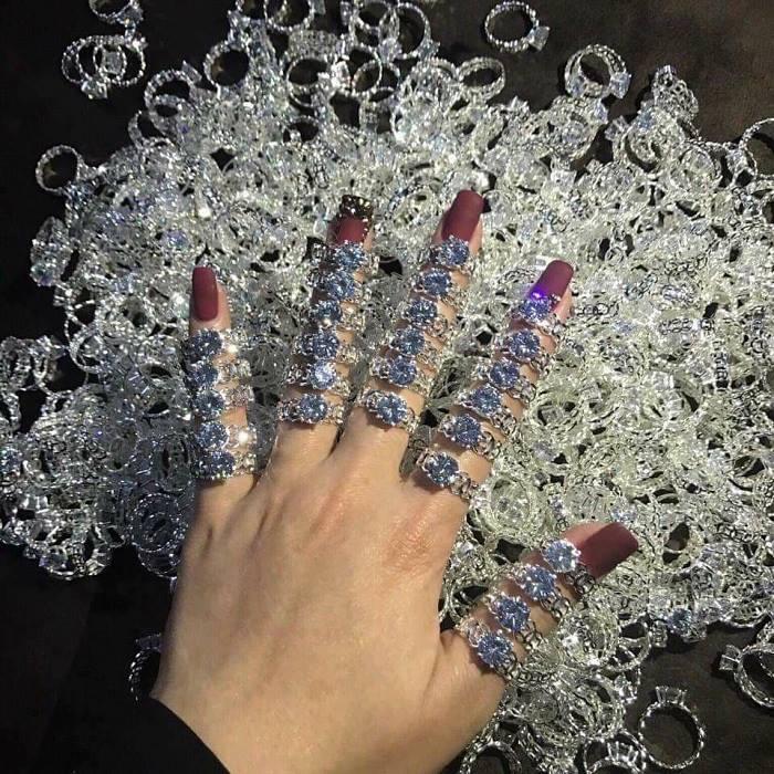 Nhẫn đeo tay Thái Lan