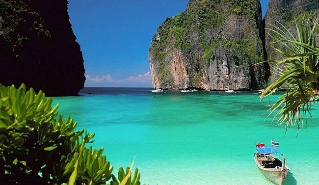 Hòn đảo nổi tiếng là sạch nhất trên thế giới Đảo Phi Phivới không gian yên bình