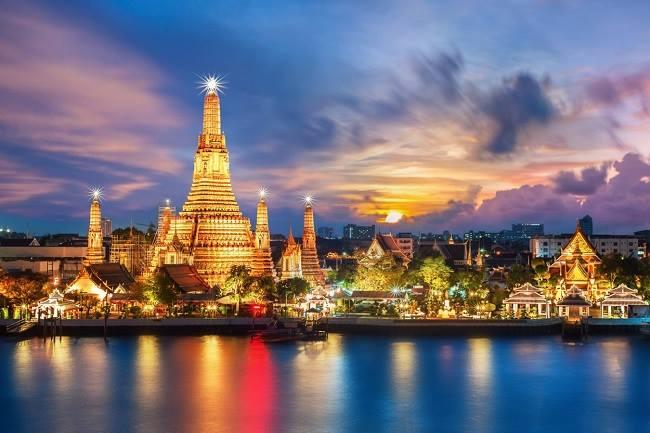 Đất nước Thái Lan xinh đẹp