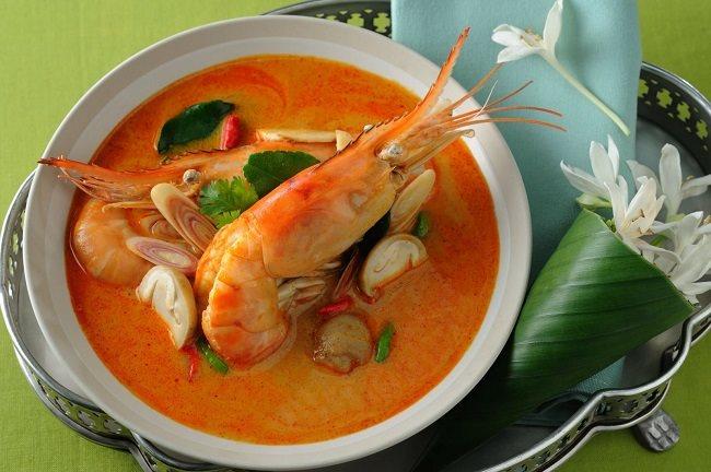 Top 7 món ăn nổi tiếng Thái Lan