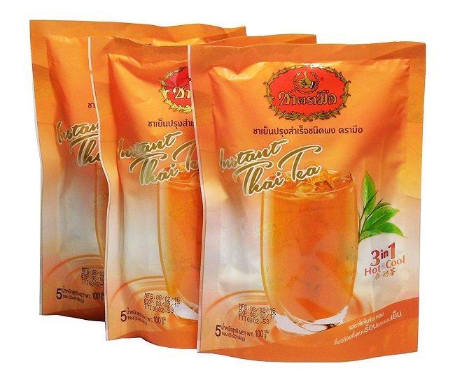 Trà sữa Thái Lan