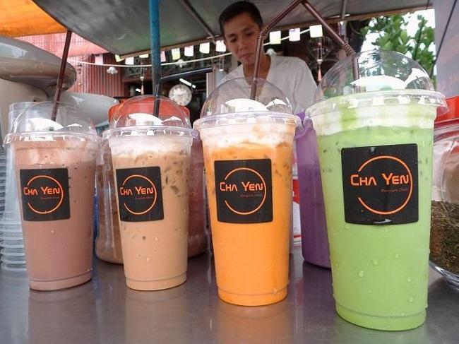 Cha yen là một món đồ uống giải khát độc đáo của Thái Lan