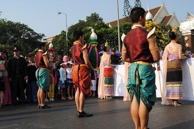 Trang phục truyền thống bình dân của nam giới