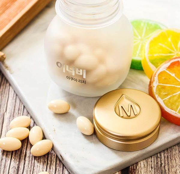 Viên Uống Cấp Nước InnerB Aqua Rich Và Bổ Sung Collagen (70 viên)