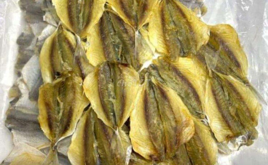 Cá chỉ vàng nướng dễ làm cực ngon tại nhà